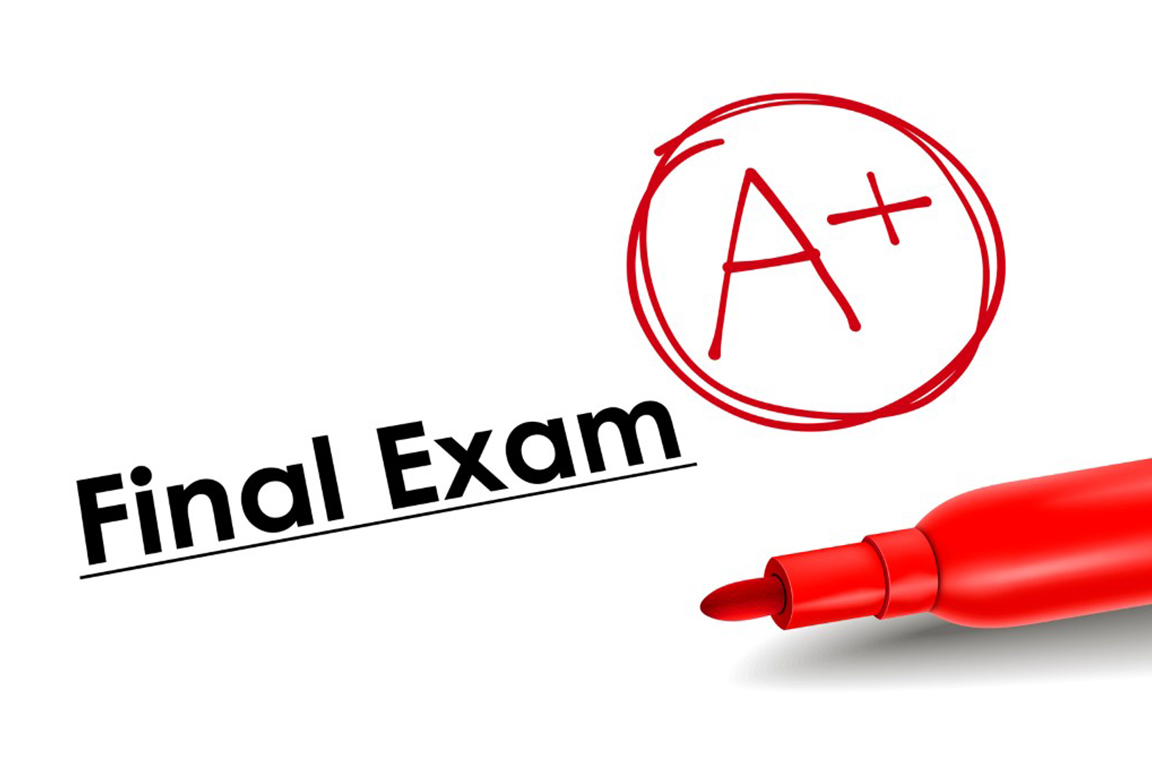 FAFS Final Exams Schedule with Halls – Second Semester 2017-2018