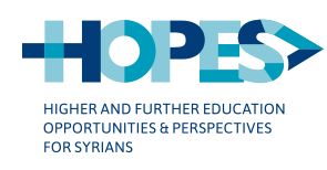 HOPES Scholarships for Master Students