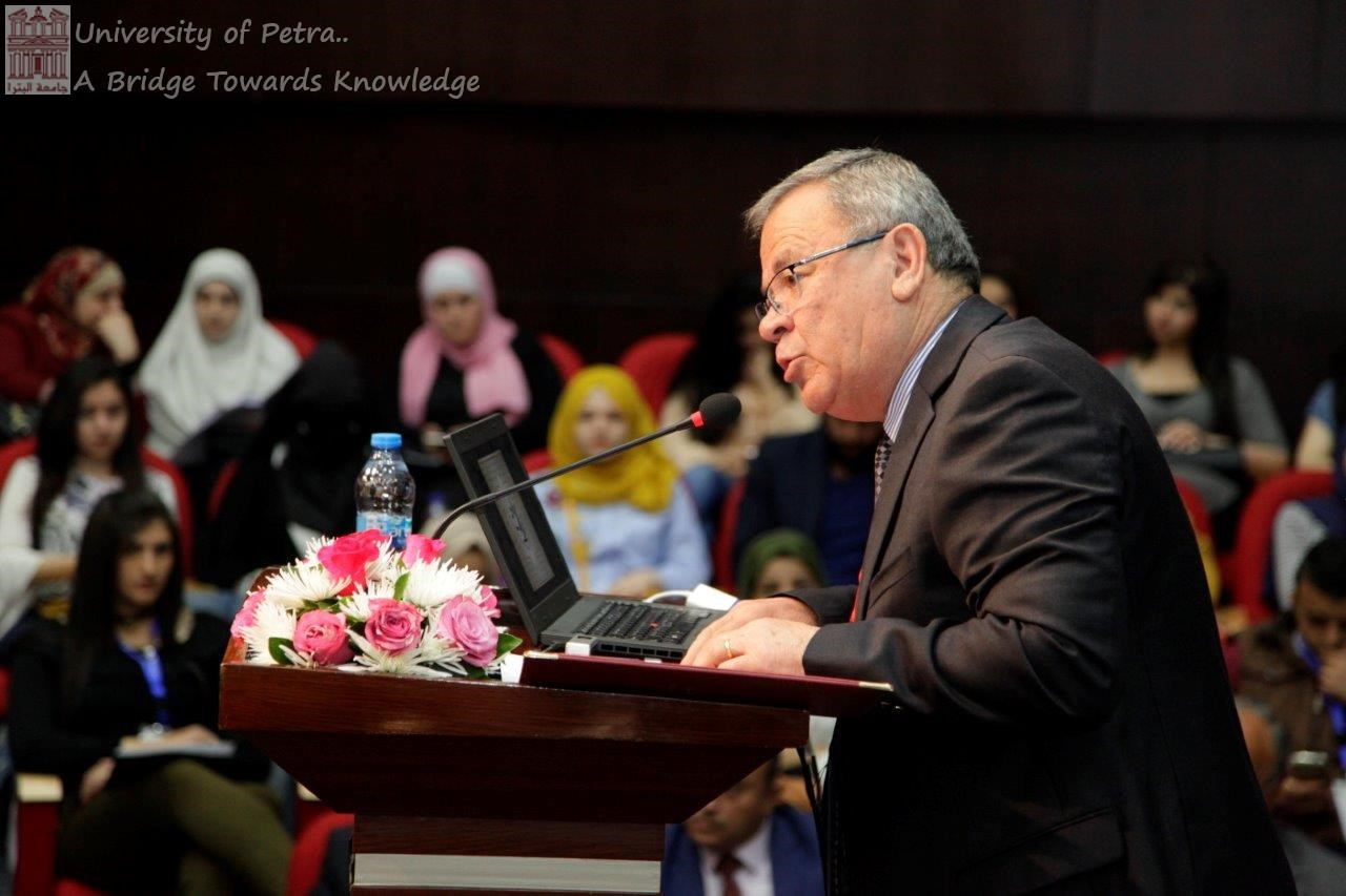 Prof. Muwalla Inaugurates Pharmacy Faculty Tenth Conference Entitled