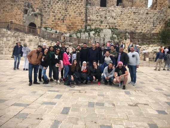 Marketing Department Organizes Trip for Tourism Marketing Students