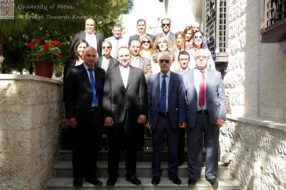 UOP Hosts ESCWA Workshop on Supporting Competition and Competition Policy in Palestine