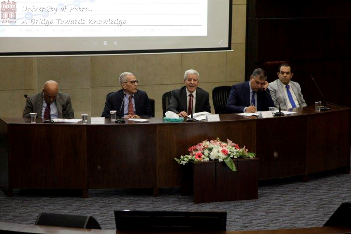 Faculty of Law Holds Discussion with JBA President, Members