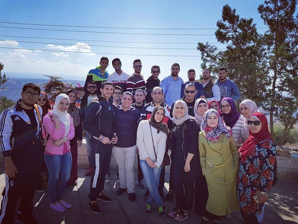 UOP Chemistry Department Organizes Recreational Trip