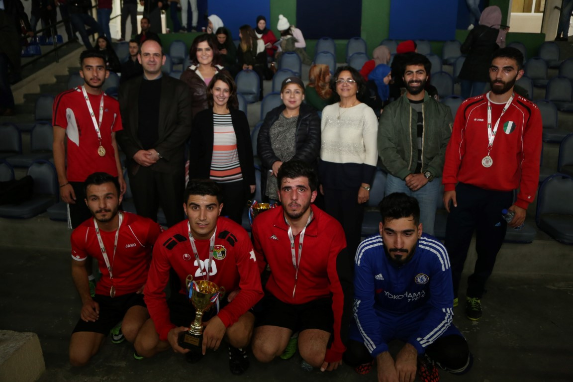 Department of Sports Activities Organizes UOP Football Championship