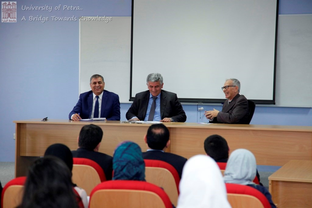 Law Faculty Organizes Lecture on