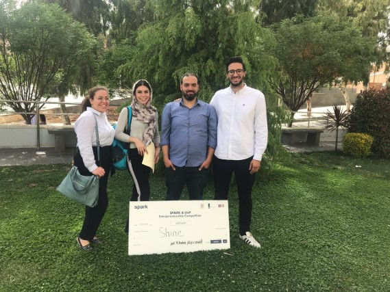 FIT Wins Second Place in SPARK Competition