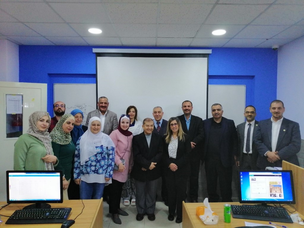 CAD-UOP Organizes Training Course on Microsoft Office 365