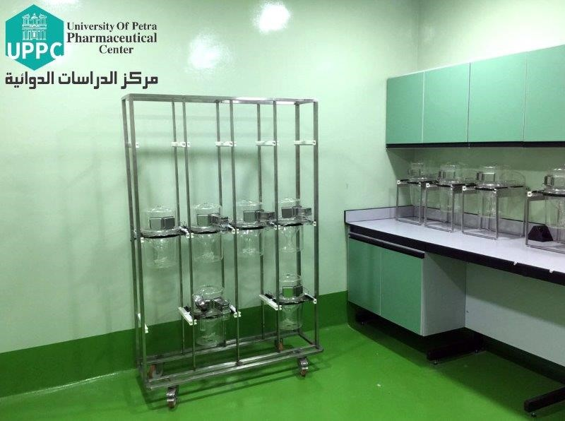PSC Completes First Phase of Animal Experiments Unit