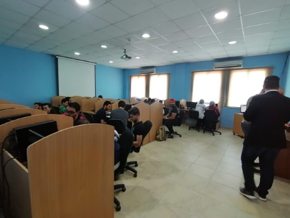 FIT Organizes Programming Competition