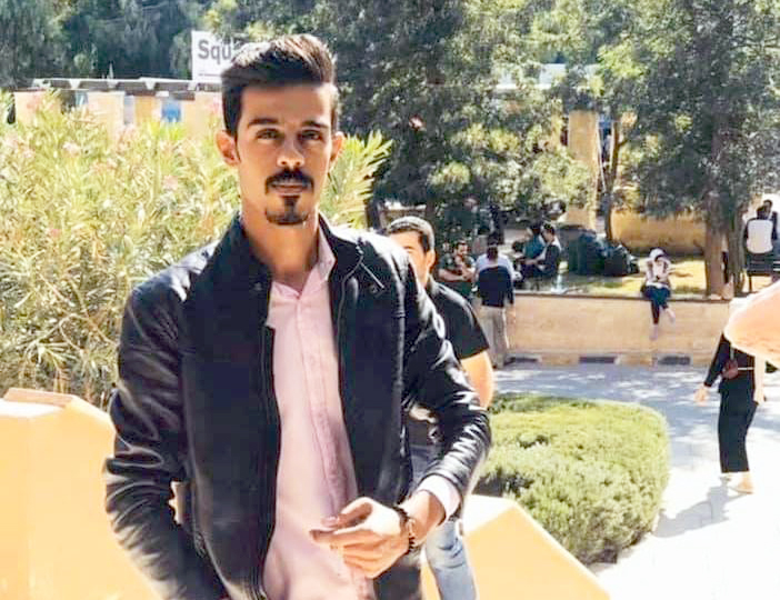 Obituary to Student Mohammad Yousef Al-Ajarmah from University of Petra