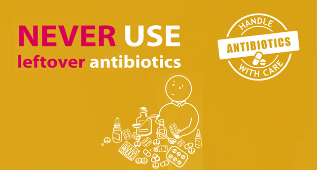 Begins its antibiotic resistance awareness week