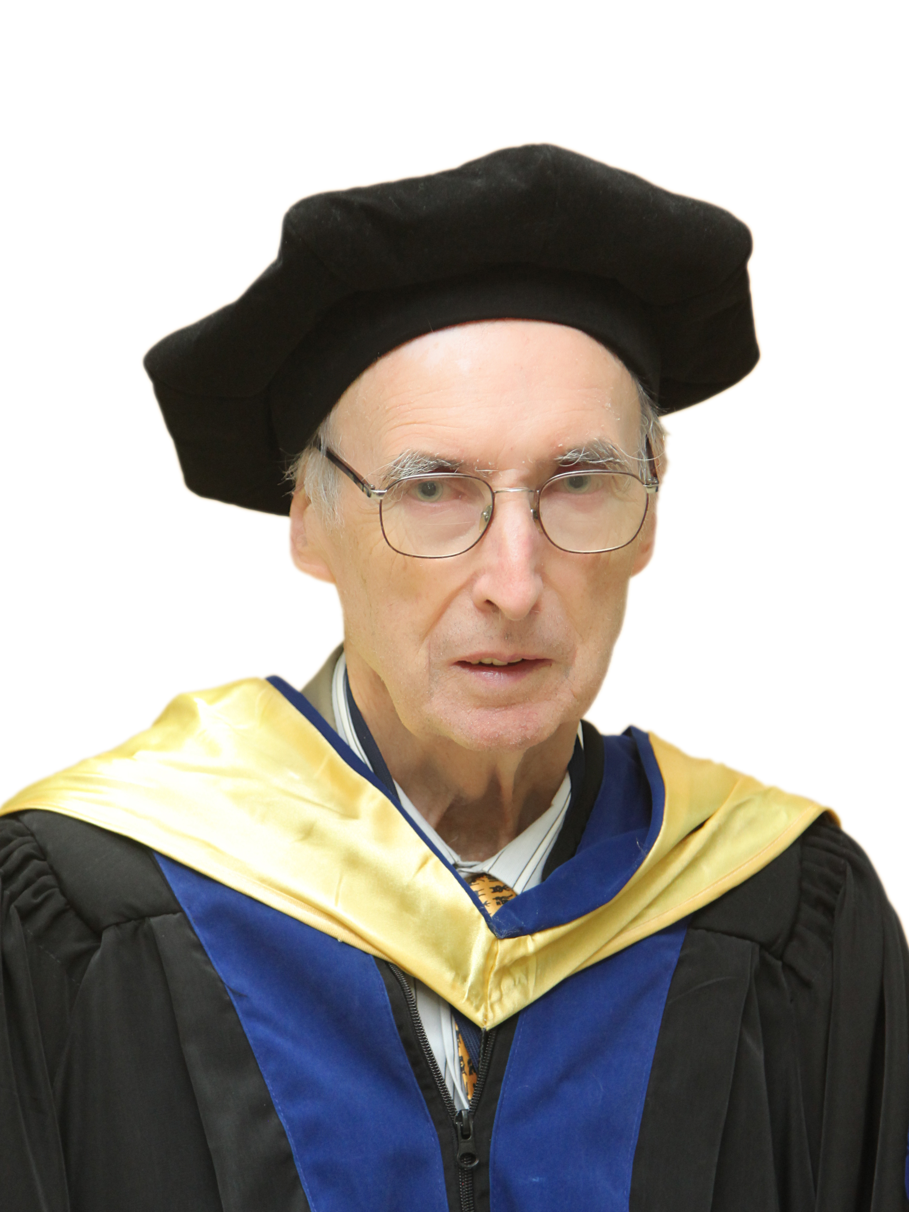 Peter P. Rogers (Adjunct Professor)